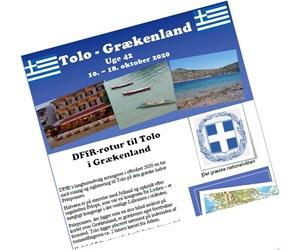 DFfR arrangerer tur til Tolo