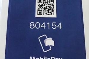 Mobile Pay er på plads