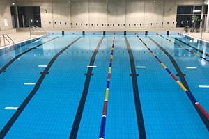 Svømning i Hollænderhallen