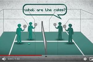 Prøv at spille PADEL-TENNIS helt gratis