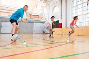 Nye badminton aktiviteter