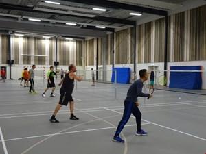Succes i badminton
