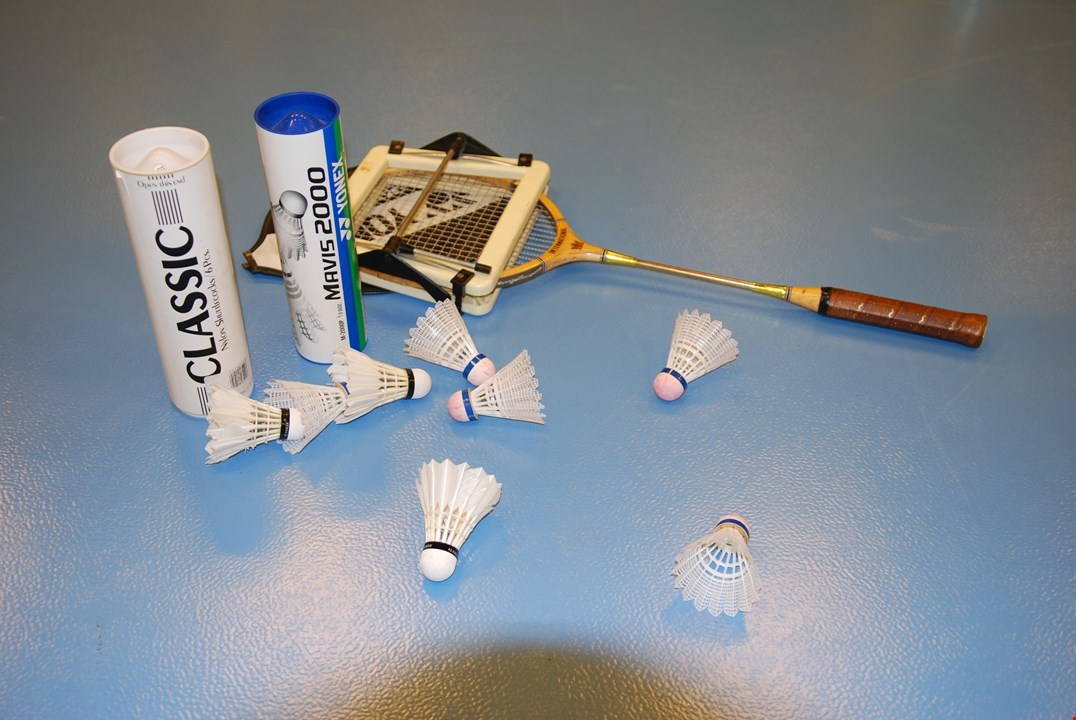 Aflysninger badminton