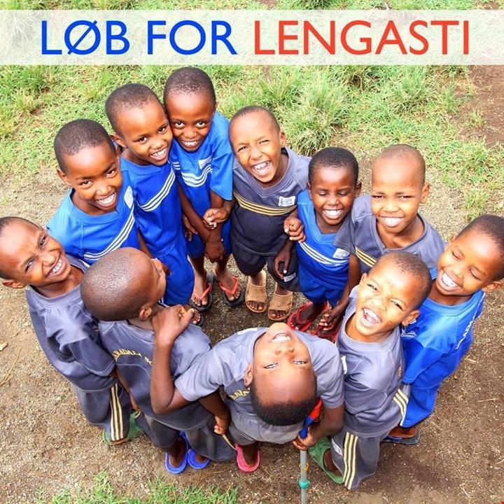 Klubtur til Løb for Lengasti