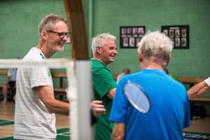 Ledige baner badminton
