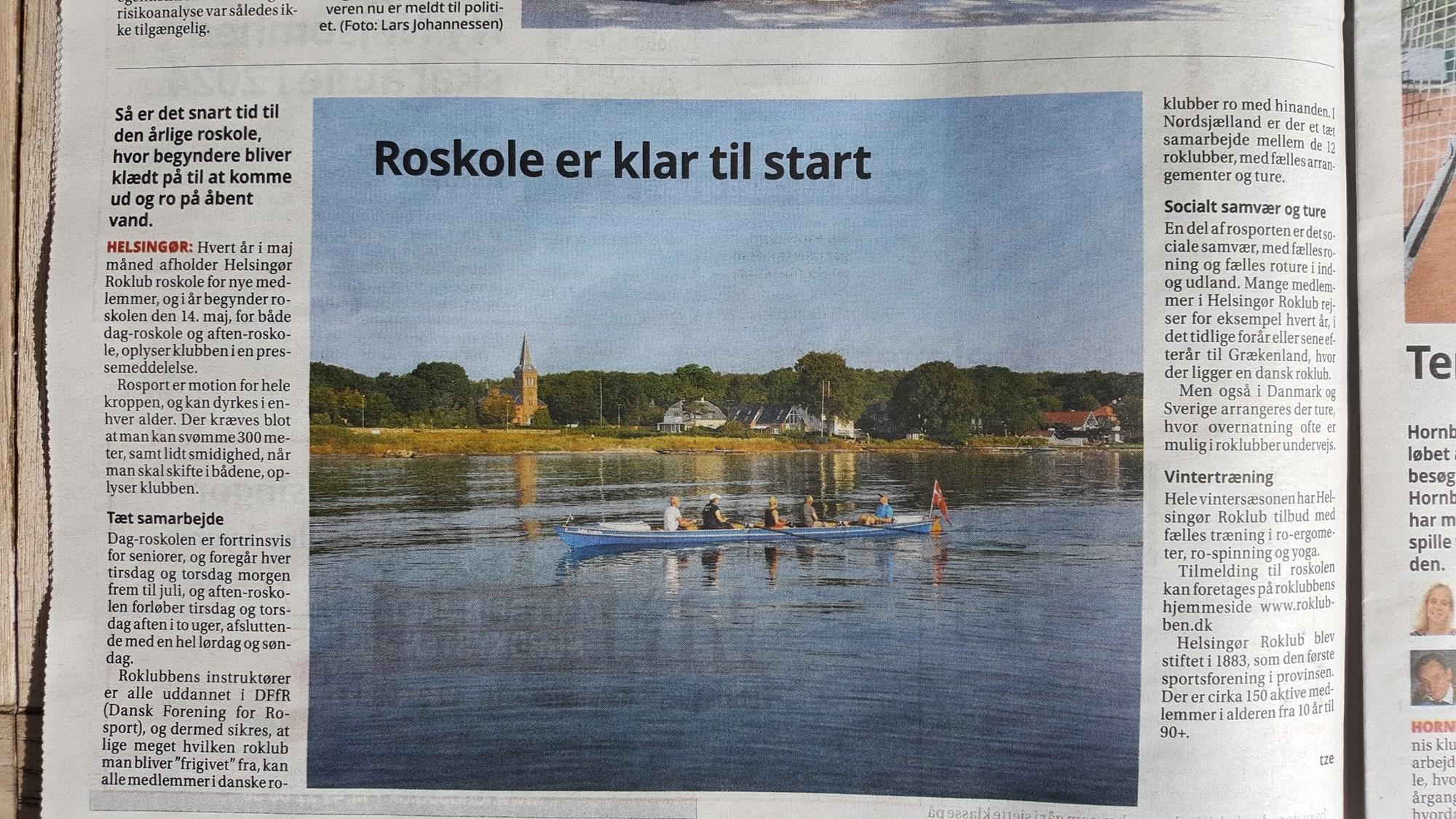Roskole 2019 start