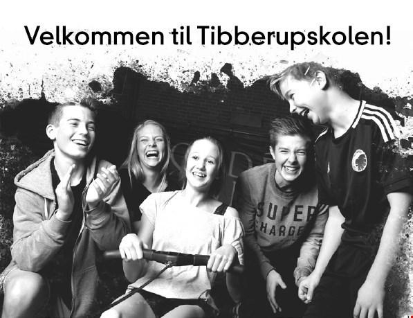 Velkommen til Tibberupskolen!