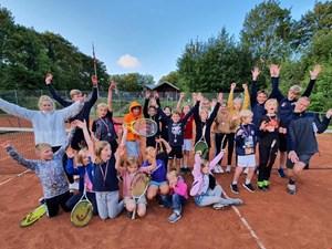 Sæsonstart 2020 i Skørping Tennisklub