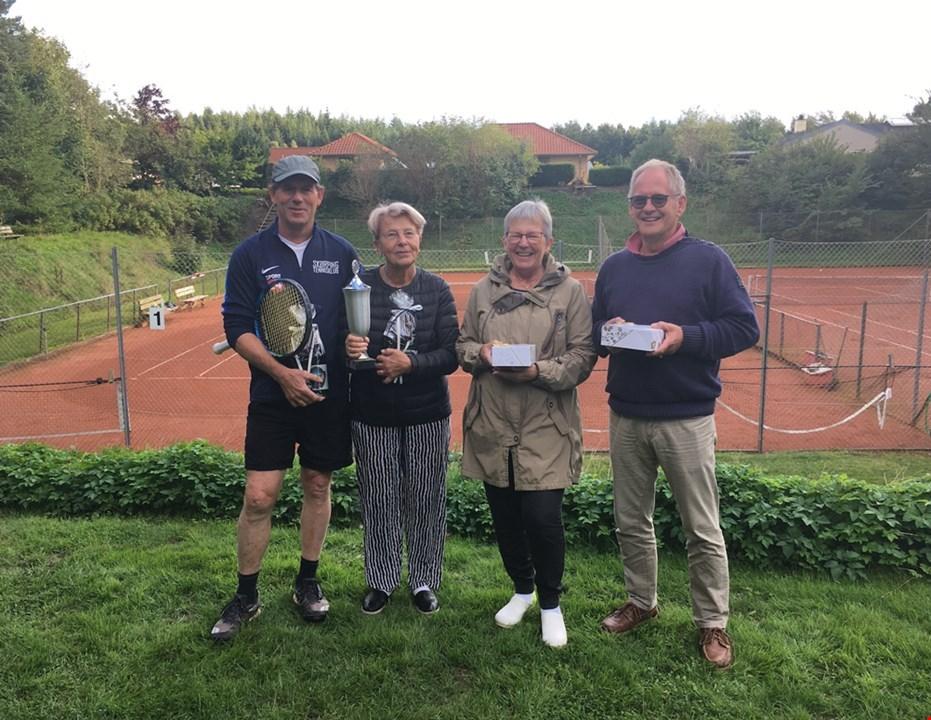 Klubmesterskaber afrunder en fantastisk sæson for Skørping Tennisklub