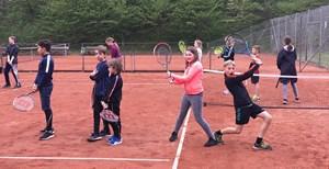 Opstart efter sommerferien i Skørping Tennisklub