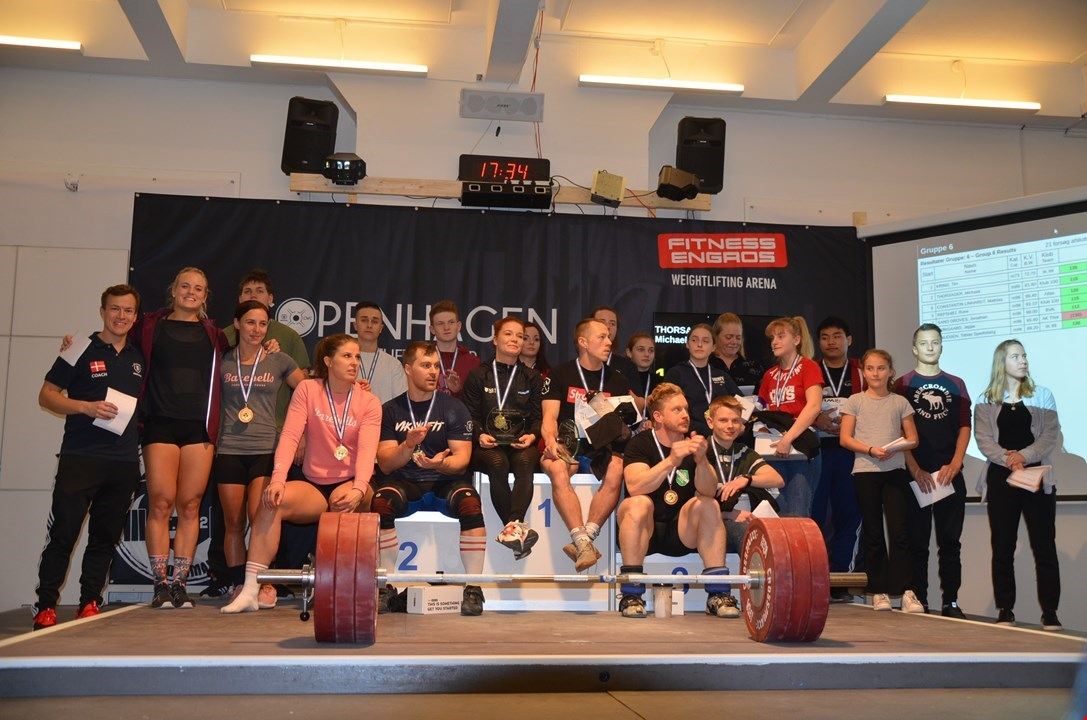 Copenhagen Weightlifting Cup 2019