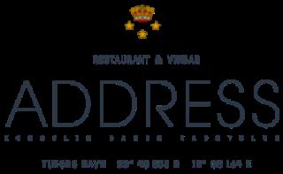 Restaurant Address