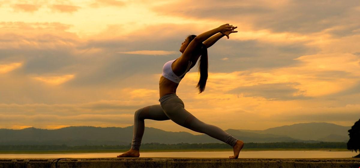 Yoga i GLX i vintersæsonen 2018-19