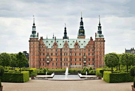 Frederiksborg Slot torsdag den 15. november 2018