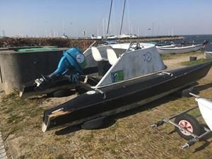 Neptuns gamle motorbåd til salg!