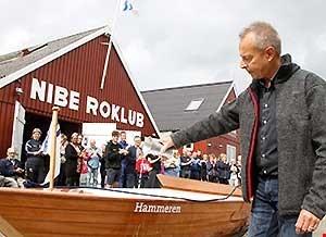 Fantastisk 80 års dag i Nibe Roklub