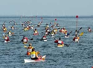 DM Ocean Race i Nibe lørdag