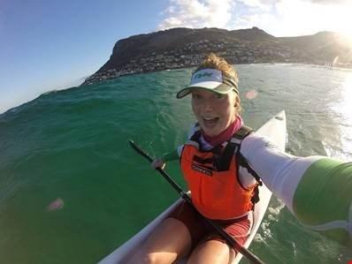 Ocean Race 2018 foredrag v/Emma Broberg