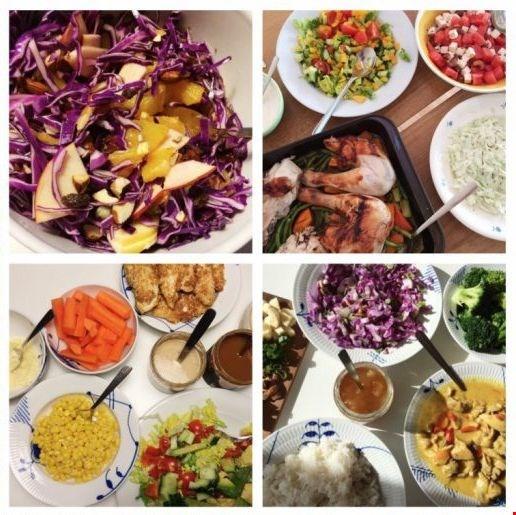 Onsdags køkkenet = Vinter hygge og fællesskab