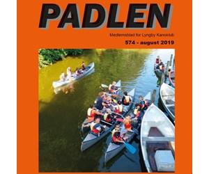 Padlen nr. 574, august 2019 er udkommet