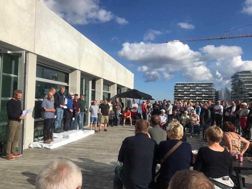 Aarhus Festuge Cup 2018 – beretning fra brødrene Riber i W 11147