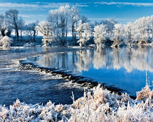 Vinterroning starter