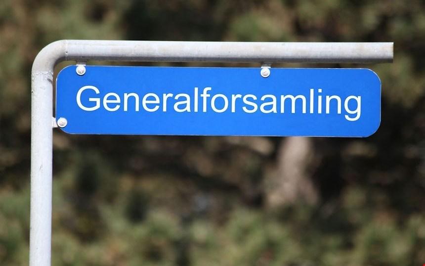 Indkaldelse til Generalforsamling 2019