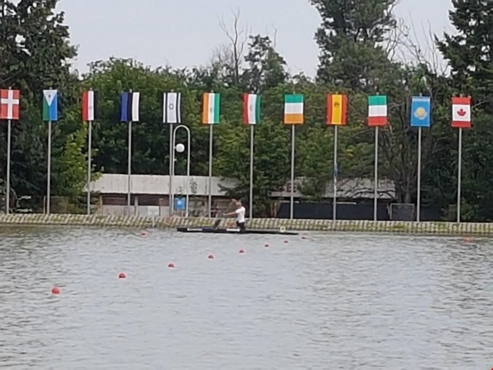 Følg vores kanodrenge til U23 VM i Plovdiv