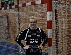 Keeper tager springet fra norsk håndbold til Hadsten