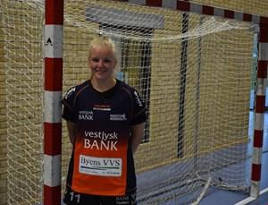 Louise Nilsson skifter til Hadsten Håndbold