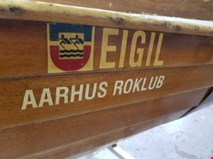 "Projekt ""Træbådenes bevarelse i Aarhus Roklub"""