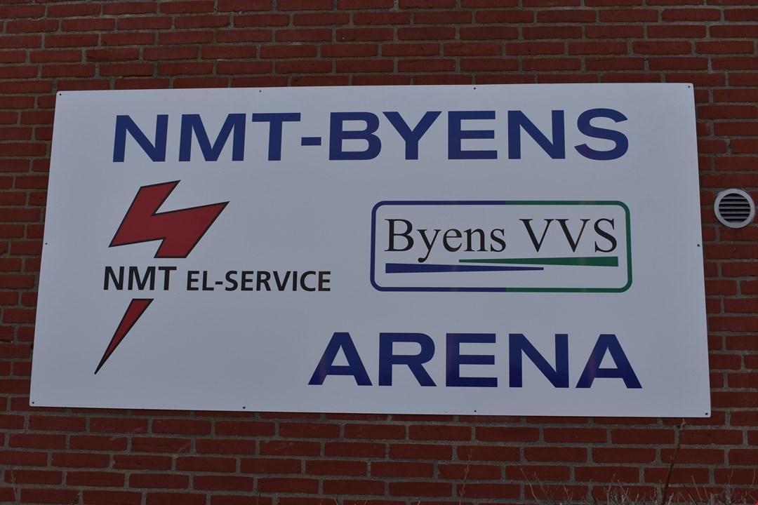 Påskebold på NMT-BYENS Arena lørdag 20. april