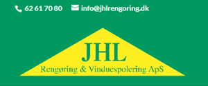 JHL Rengøring og vinduespolering