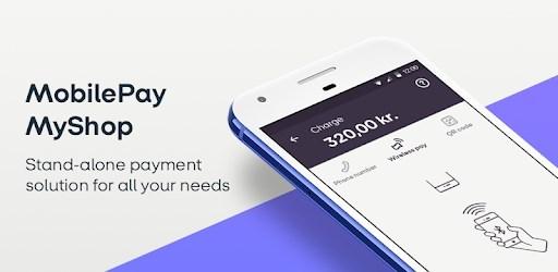 MobilePay MyShop kan nu tilføjes som betalingsform